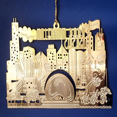 Town Ornaments