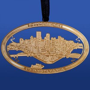 Pittsburgh Ornaments
